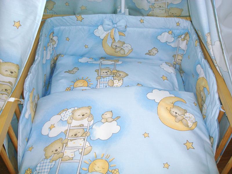 Pościel Do łóżeczek Komplet 4 Elementowy Emka Producent