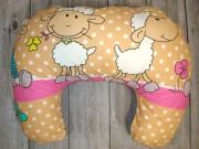9. Owce beż
