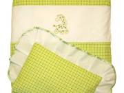 4. Żyrafka - zielona kratka