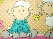 8. Owce beż