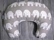 35. Szare słonie