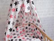 43. Różowo szaro czarne pierniki